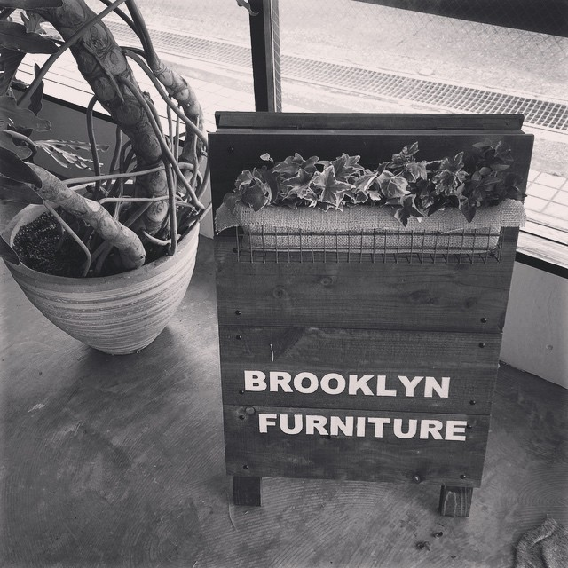 A看板,アイビー,brooklyn