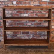 オーク,シェルフ,棚,本棚,滋賀,家具