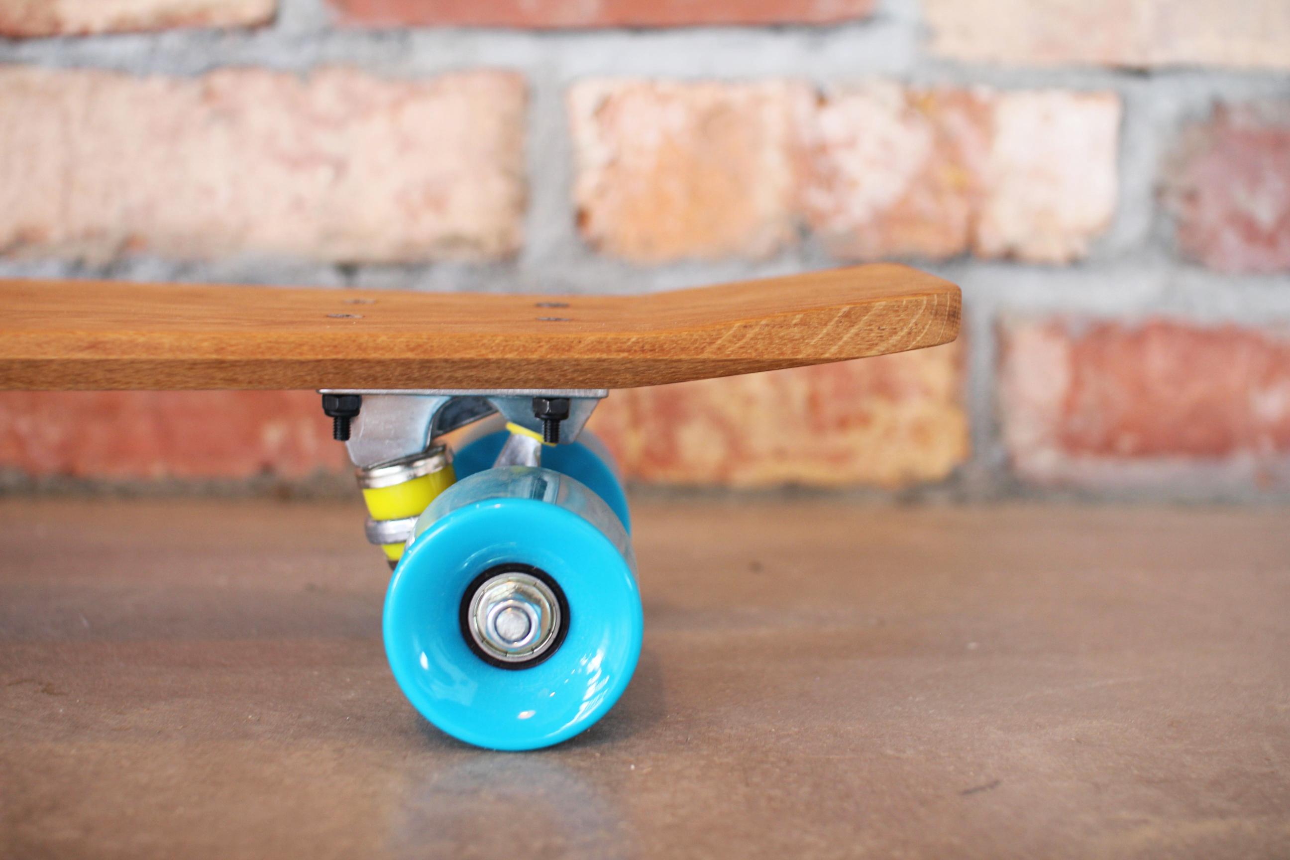 スケートボード,スケボー,無垢,滋賀
